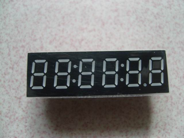 Multi-digit LED Seven Segment Display