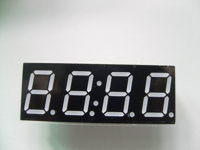 Four Digit LED Seven Segment Display