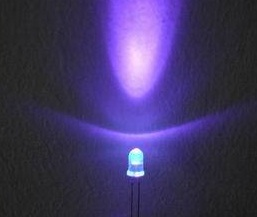 5mm Round UV LED