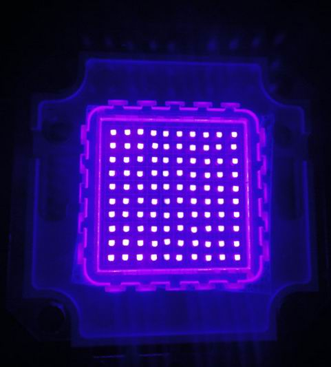 Image: 100W UV LED Lighting Effect