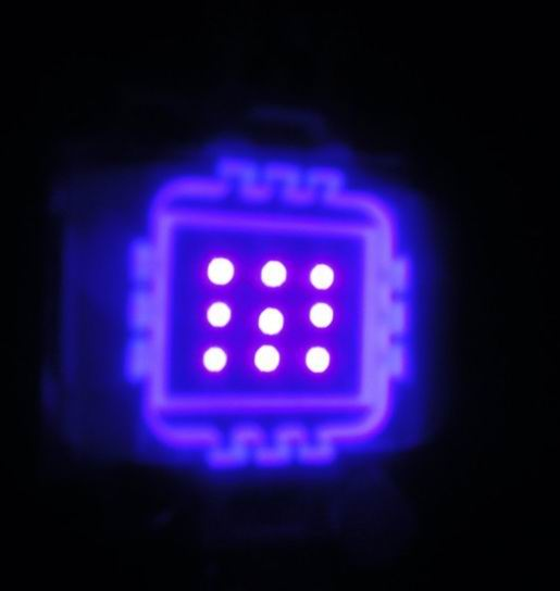Image: 10w UV LED Lighting Effect