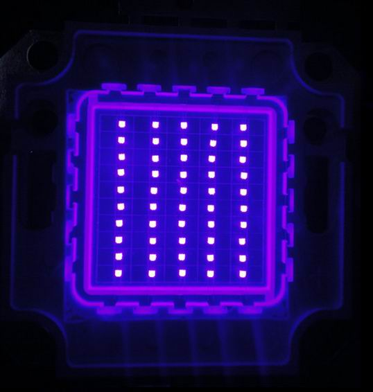 Image: 50w UV LED Lighting Effect