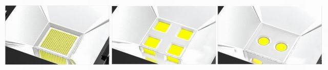 70W LED Flood Light Heat Sink-SD70A