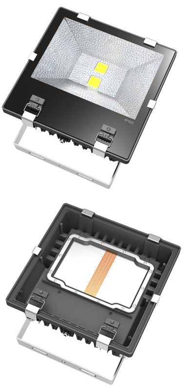 120W LED Flood Light Heat Sink-SD120S 3