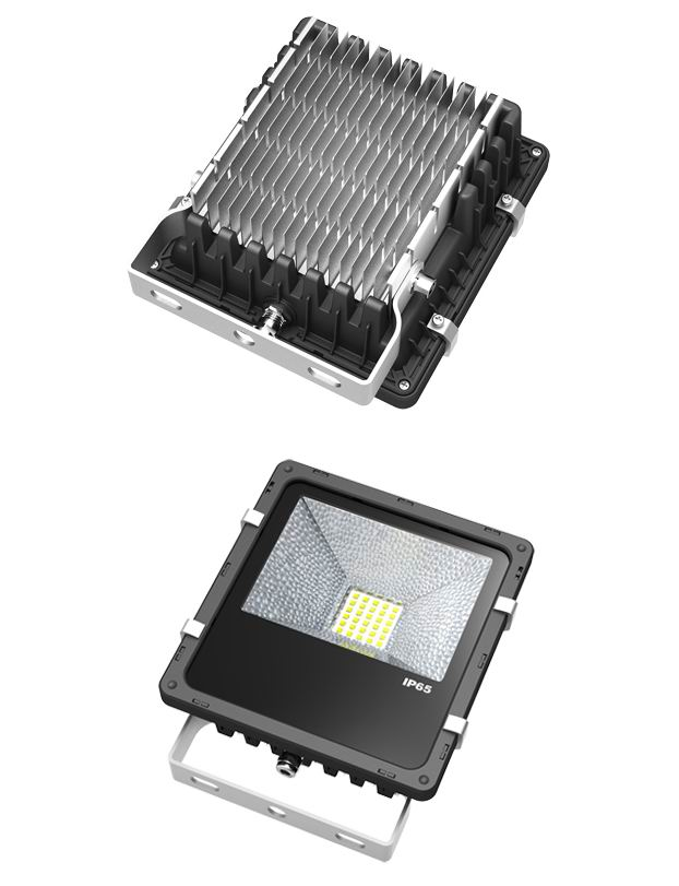 30W LED Flood Light Heat Sink-SD30X 1
