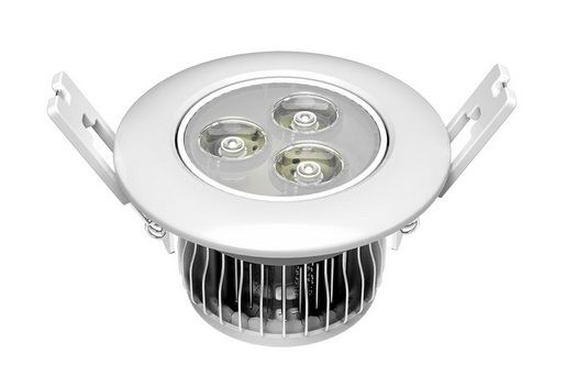 3W LED Ceiling Light Heat Sink-STH3