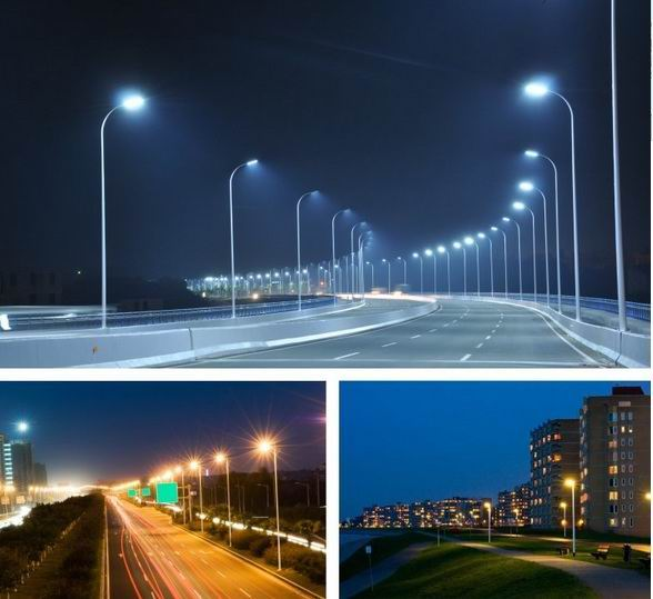 LED Street Light Heat Sink